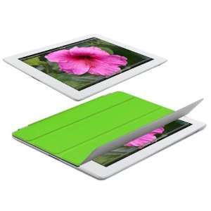 Navitech Green Magnetic Smart Cover For The New ipad (third 3rd