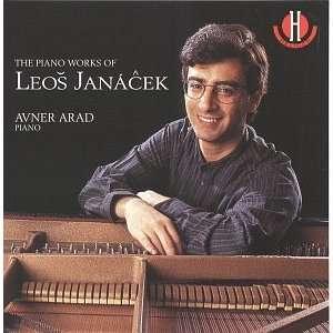 The Piano Works of Leos Janácek Avner Arad, Leos Janacek Music