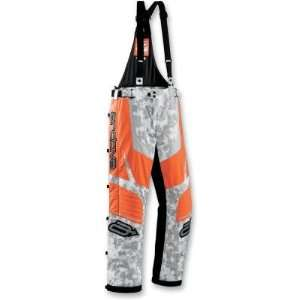 ARCTIVA BIB C0MP 5 ORANGE CAMO MD 3130 0612: Automotive