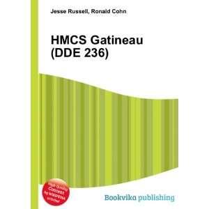 HMCS Gatineau (DDE 236) Ronald Cohn Jesse Russell Books