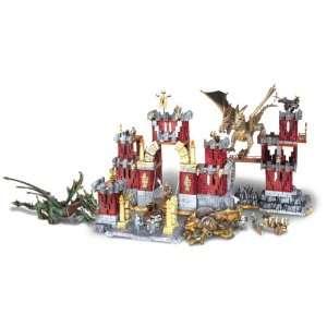 Mega Bloks Dragons Draigar Castle Toys & Games
