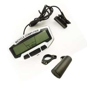 Function LCD Bicycle Bike Computer Odometer Speedometer Electronics