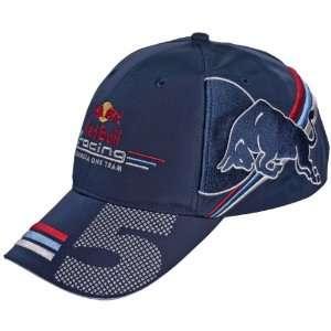 Red Bull Racing Vettel cap Sports & Outdoors