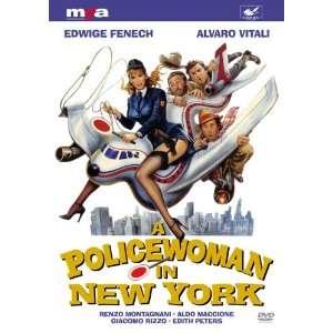 A Policewoman in New York Edwige Fenech, Aldo Maccione