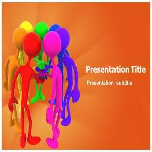 Team Work Powerpoint Templates   Team Work PPT Templates