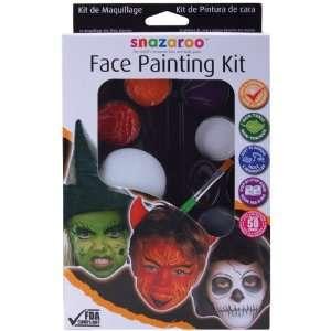 New   Snazaroo Face Painting Kit Halloween   637582 Toys