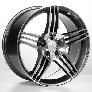 20 Amg Mercedes Benz Wheels   20X8.5 20X9.5 Staggered