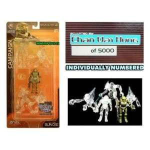 Halo 2 Campaign Exclusive Mini Figure 5 Pack (2x Spec Ops