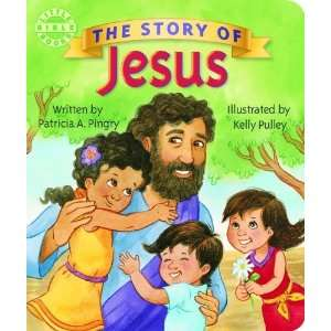 of Jesus (Little Bible Books) [Board book] Patricia A. Pingry Books