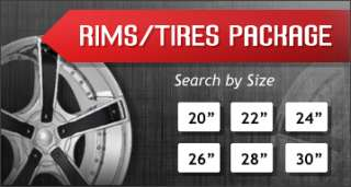 Search Rims/Tires Package