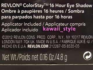 Revlon COLORSTAY 16 Hour Eyeshadow Quads 4 Decadent Precocious