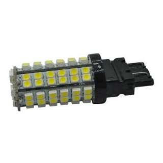 2X 3157 82 LED SMD 3528 Tail Brake Turn Signal Cool White Light Bulb