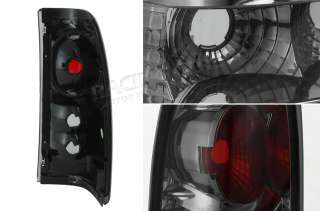 99 02 CHEVY SILVERADO/GMC SIERRA REAR TAIL LIGHTS LAMP