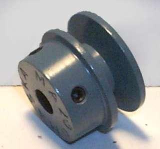 MA20x1/2 Maska 2.0 In. OD 5/8 In. Bore 1 Groove Cast Iron A Belt