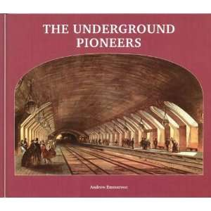 Underground Pioneers (9781854142252) Andrew Emmerson Books