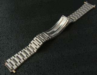 Unused NOS 18mm Seiko Quartz SQ Stainless Steel Vintage Watch Band