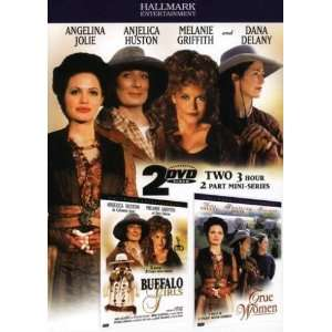 True Women/Buffalo Girls: Anjelica Huston: Movies & TV
