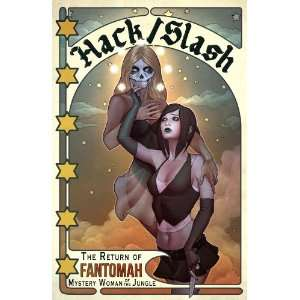 Hack Slash #5 Cover A Jenny Frison: Tim Seeley: Books