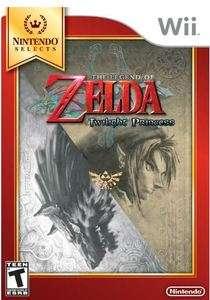 The Legend of Zelda Twilight Princess (Nintendo Wii) Nintendo Selects