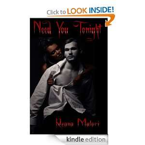 Need You Tonight (Tag, Youre Writ; Volume 2): Reana Malori: