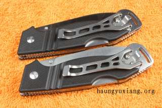 SANRENMU SRM High Quality Steel Folding Knife ZB 786