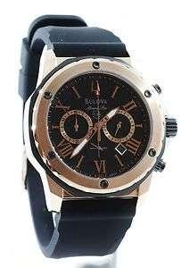 Bulova Marine Star Mens Chronograph Watch 98B104 NEW