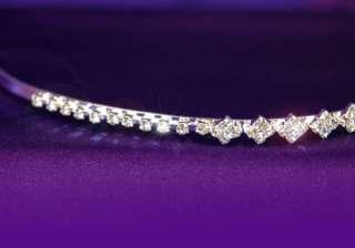 Bridal Bridesmaid Rhinestone Headband Tiara T1064