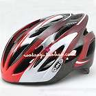 NEW Cycling Bicycle Adult Mens Bike Helmet red carbon colour With