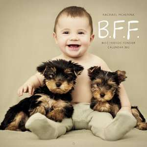 BFF Best Friends Forever by Rachael McKenna 2012 Wall