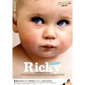 Ricky Poster Movie Japanese 27 x 40 Inches   69cm x 102cm