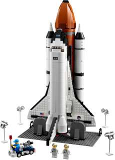 LEGO SPACE SHUTTLE ADVENTURE #10213 (1204 Pcs) NEW VHTF