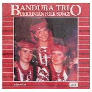 Ukranian Folk Songs: Bandura Trio: Music