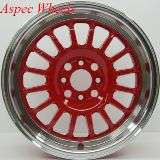 15 ROTA TRACK R WHEEL/TIRE 4X100 CIVIC CRX DELSO FIT XB