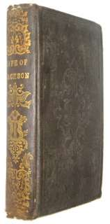 ANDREW JACKSON PRESIDENT UNITED STATES AMERICA History