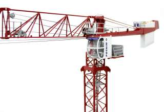 Potain MDT 178   Manitowoc Red Tower Crane By TWH