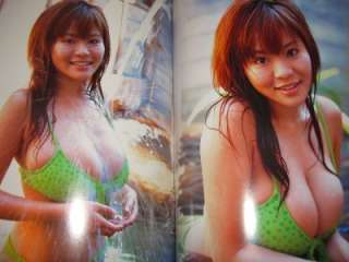 GBH24153 Yoko Matsugane Japan Gravure Idol Photo Book DNA