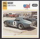 1965 slide Le Mans 24 Hrs. Gurney/Grant Shelby American Cobra Daytona