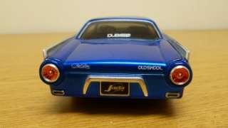 1963 Ford Thunderbird Oldskool Jada Dub City 1/24 H8 3