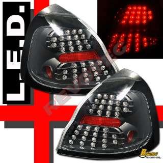 04 08 PONTIAC GRAND PRIX LED TAIL LIGHTS 05 06 07 BLACK