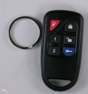 FORD 6 BUTTON GOLD REMOTE START KEY FOB 7L3Z 15K601 AA