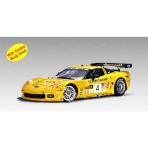 Chevy Corvette C6R 2005 Laguna Seca Winner #4 1/18: Toys & Games