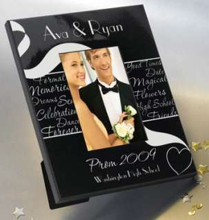 Personalized High School Prom Graduation Picture Frame