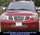 09 11 2011 Nissan Maxima Stainless Steel Mesh Grille items in