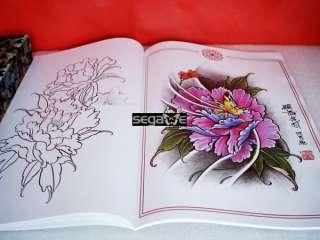 Butterfly & Flowers Tattoo Flash Book Art Magazine NEW |