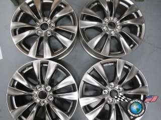2011 Infiniti M37 M56 Factory 18 Wheels Rims OEM 73730 M35 M45 Q45 G35