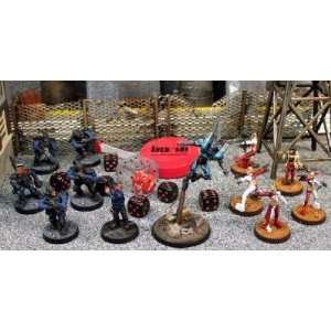Rezolution Shadow War 2P Starter ABG 0000: Toys & Games