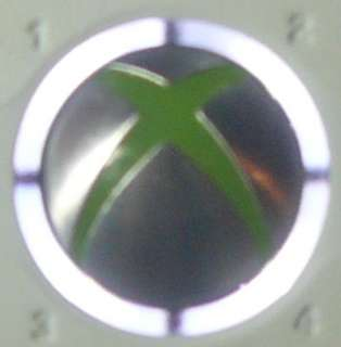 10 RED LED RING OF LIGHT MOD XBOX 360 CONTROLLER ROL