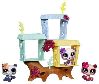 HASBRO  Petriplets #2323   #2325  LITTLEST PET SHOP