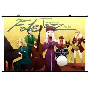 Fate Zero Fate Stay Night Extra Anime Wall Scroll Poster