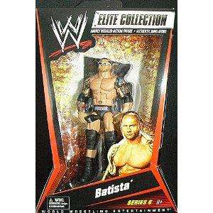 BATISTA WWE MATTEL ELITE SERIES 6 ACTION FIGURE